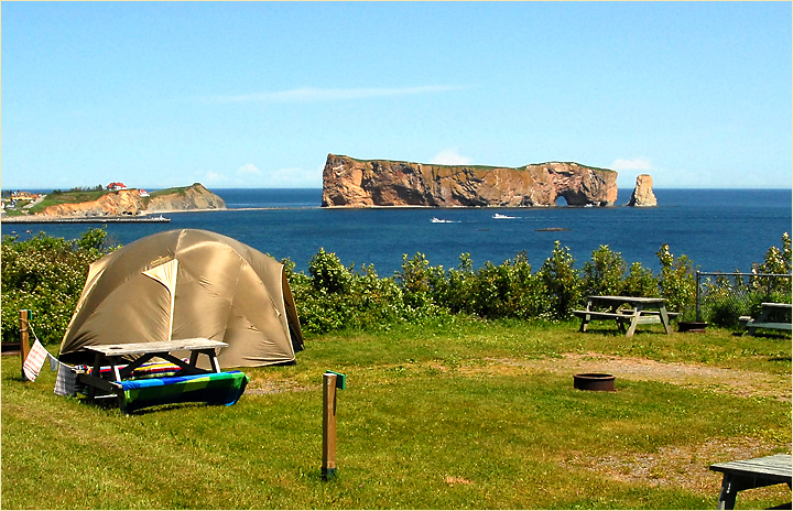 image of Camping Côte-Surprise